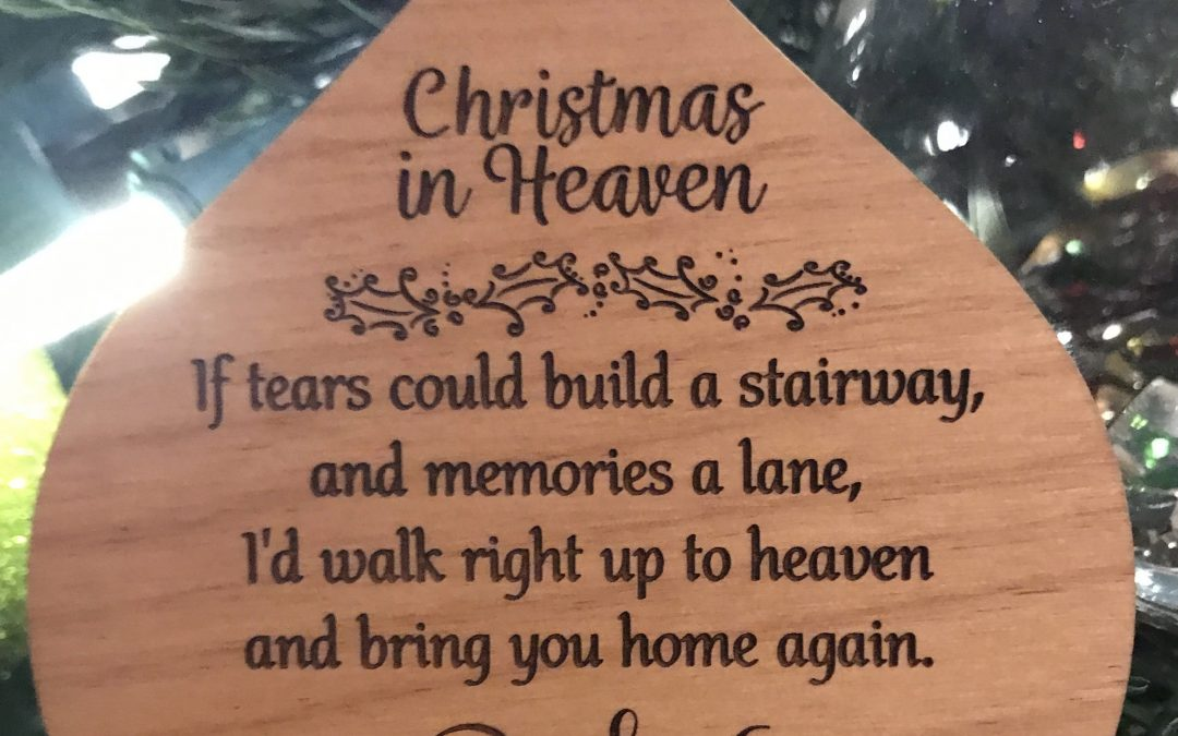 Surviving The Holidays After Child Loss